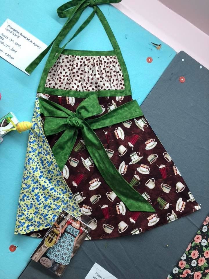 Classes For The Week Of 3 19 3 24 2018 Bonnies Sewing